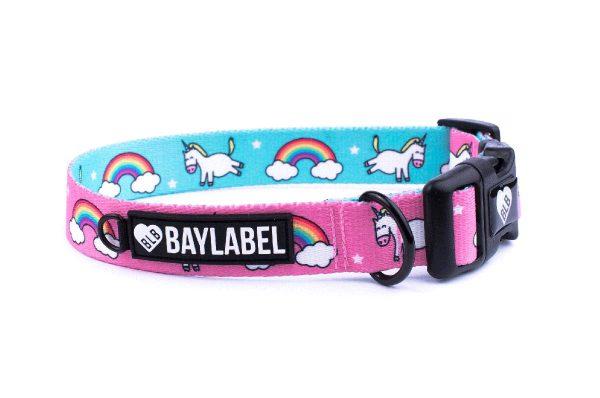 Obroża dla psa Over the Rainbow