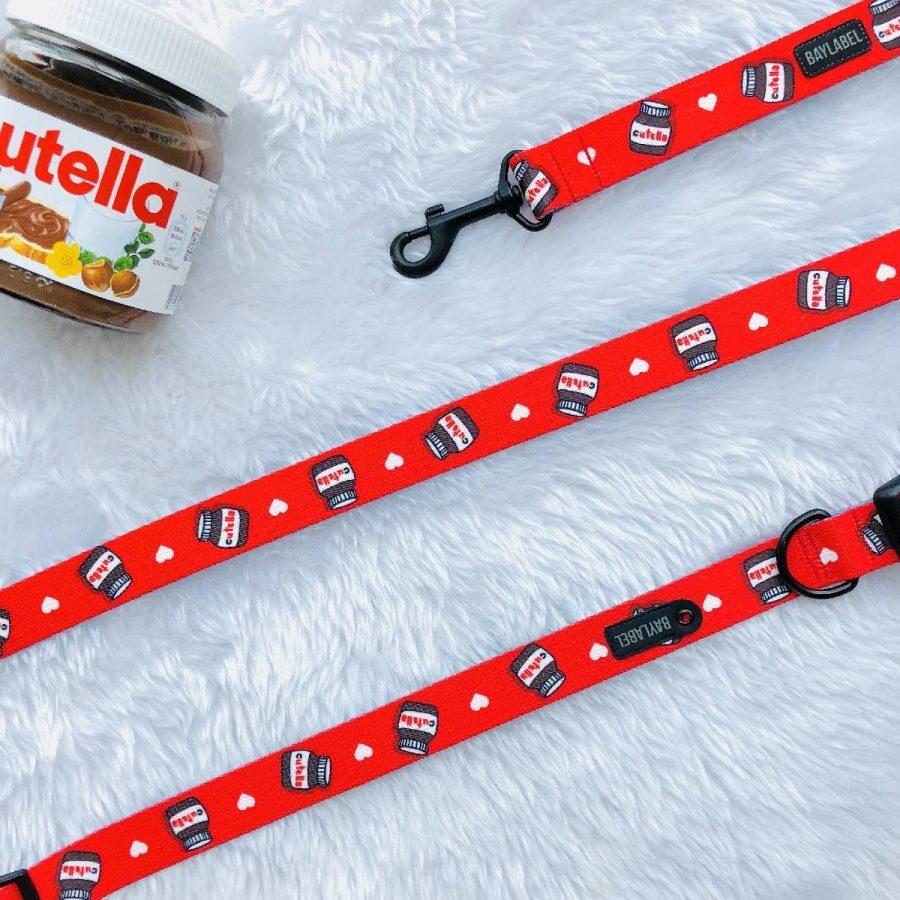 Pasy samochodowe Red Cutella
